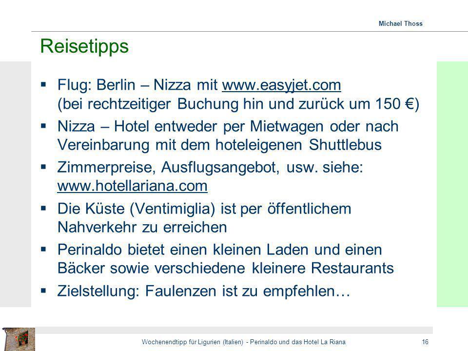 Reisetipps Flug: Berlin – Nizza mit www.easyjet.com (bei rechtzeitiger Buchung hin und zurück um 150 €)