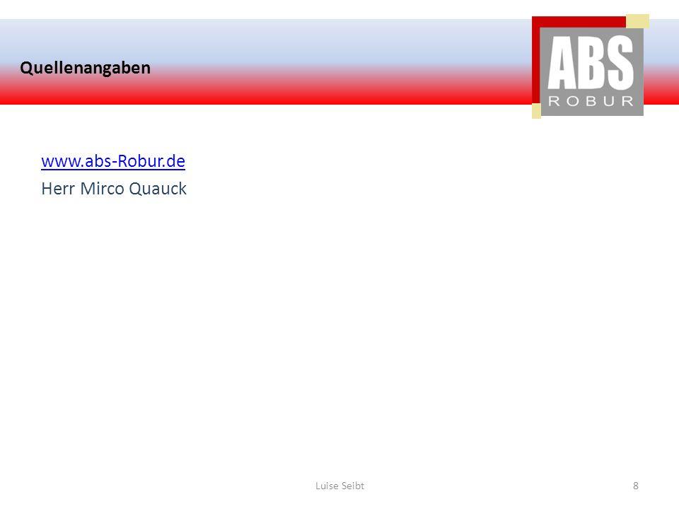 www.abs-Robur.de Herr Mirco Quauck
