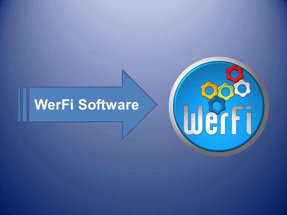 WerFi Software Bei WerFi
