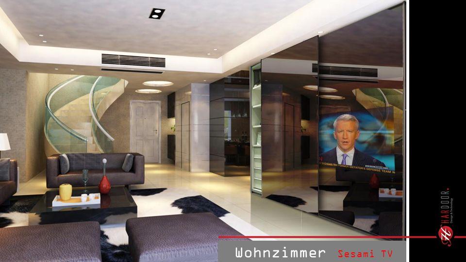 Wohnzimmer Sesami TV