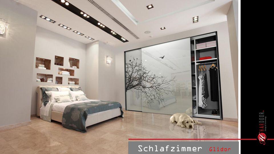 Schlafzimmer Glidor X Print