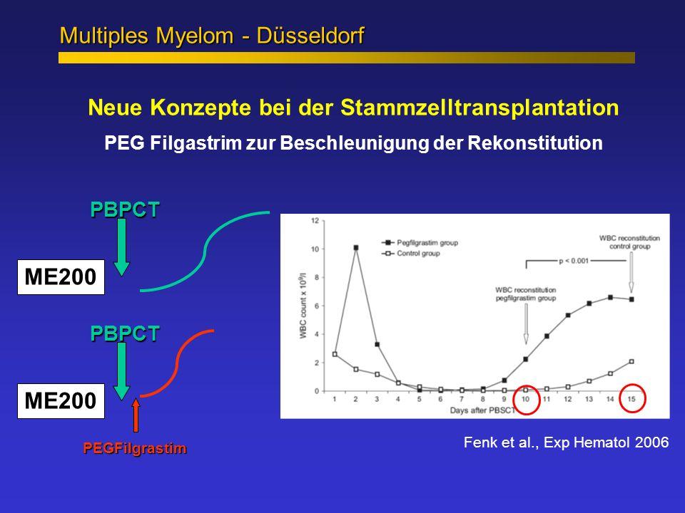 Neue Konzepte bei der Stammzelltransplantation