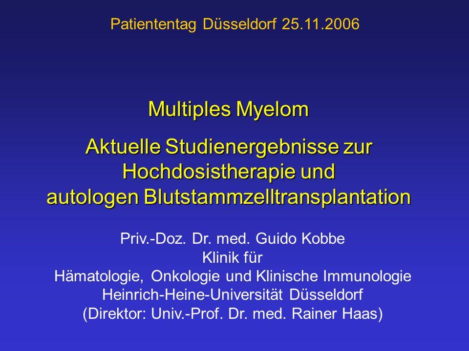 Patiententag Düsseldorf 25.11.2006