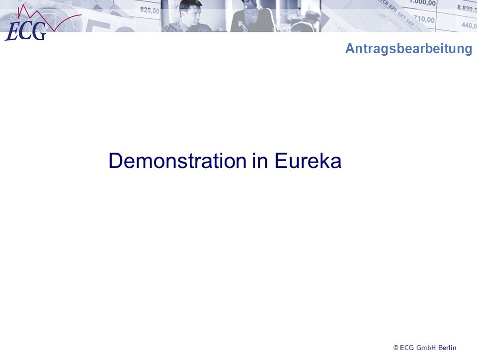 Demonstration in Eureka