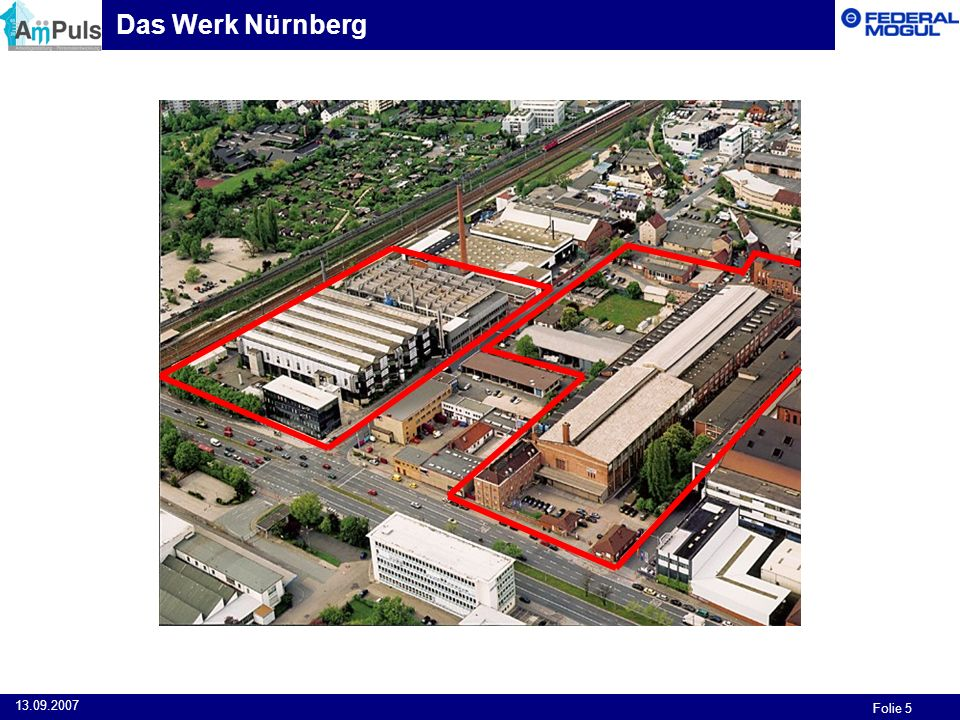 Das Werk Nürnberg