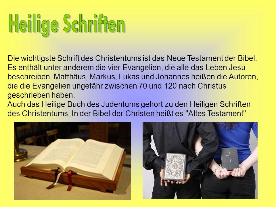 Heilige Schriften