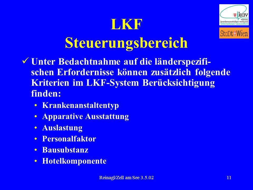 LKF Steuerungsbereich