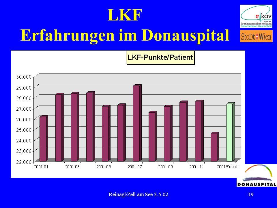 LKF Erfahrungen im Donauspital