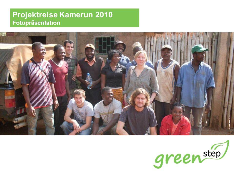 Projektreise Kamerun 2010 Fotopräsentation