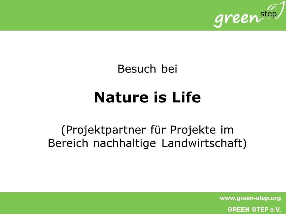 (Projektpartner für Projekte im Bereich nachhaltige Landwirtschaft)