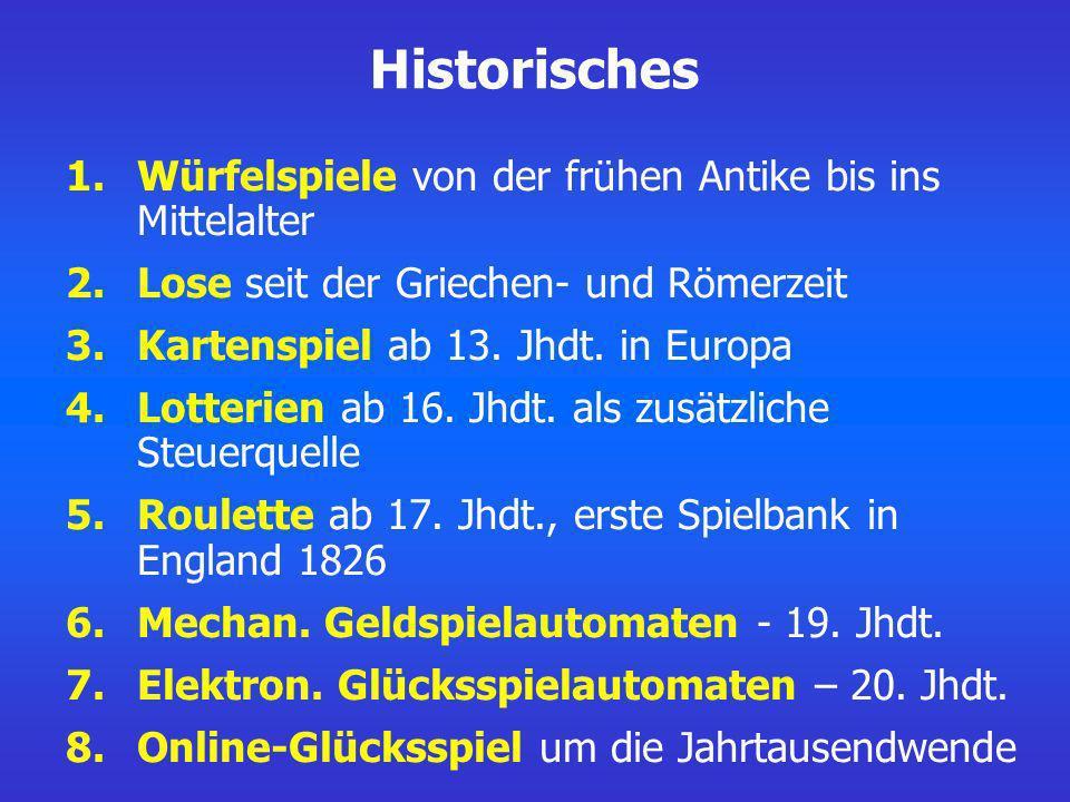 Historisches Würfelspiele von der frühen Antike bis ins Mittelalter