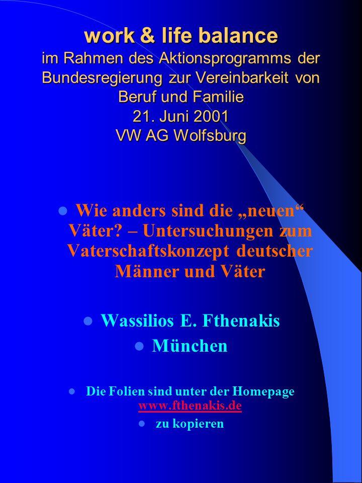 Die Folien sind unter der Homepage www.fthenakis.de
