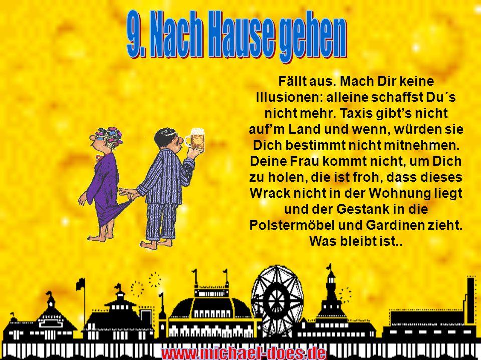 9. Nach Hause gehen www.michael-does.de