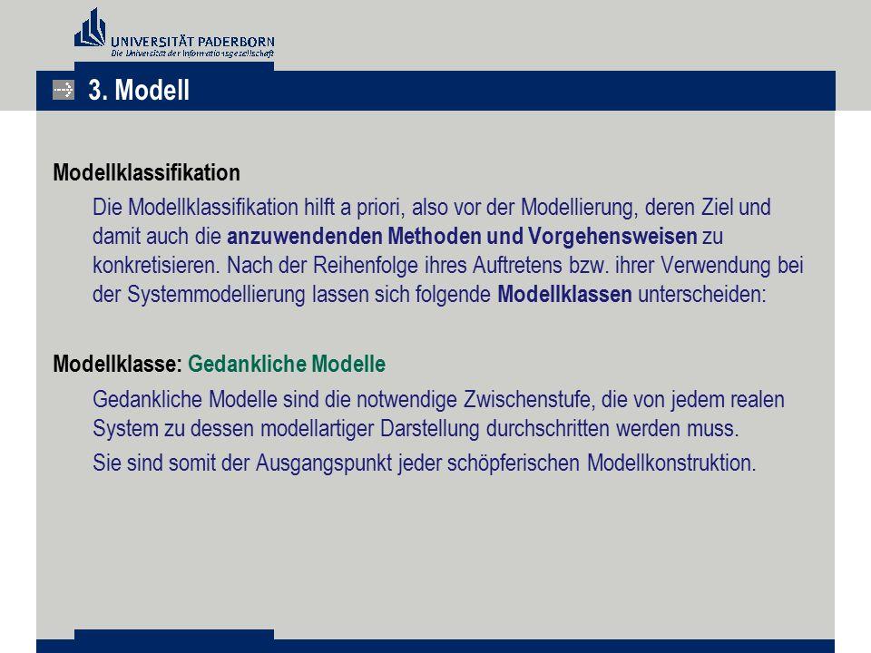 3. Modell