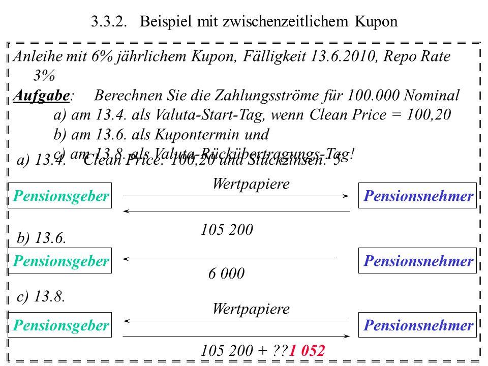 3.3.2. Beispiel mit zwischenzeitlichem Kupon