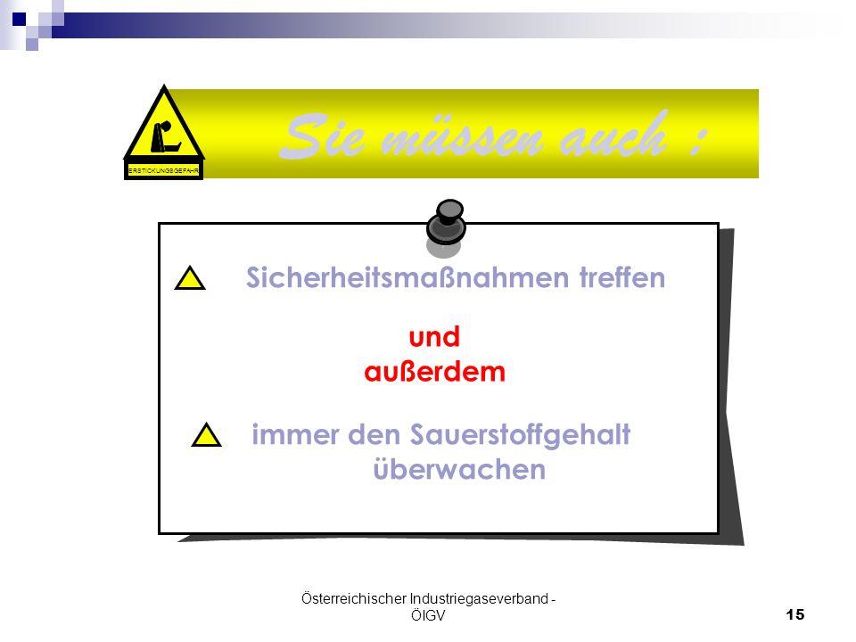 Österreichischer Industriegaseverband - ÖIGV