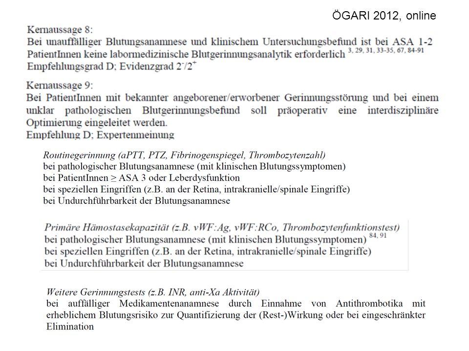 ÖGARI 2012, online