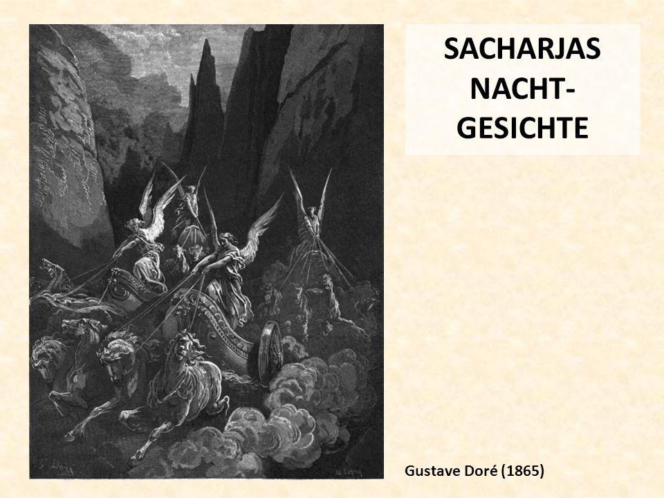 SACHARJAS NACHT-GESICHTE