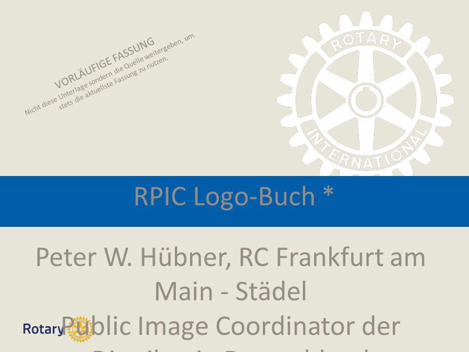 Peter W. Hübner, RC Frankfurt am Main - Städel