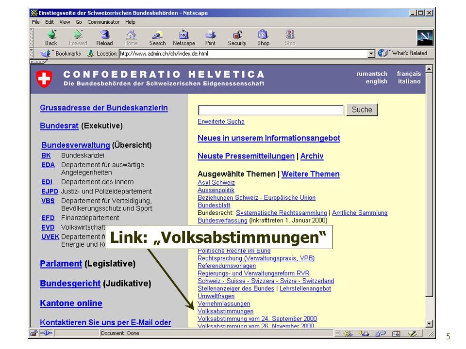 """Link: """"Volksabstimmungen"""