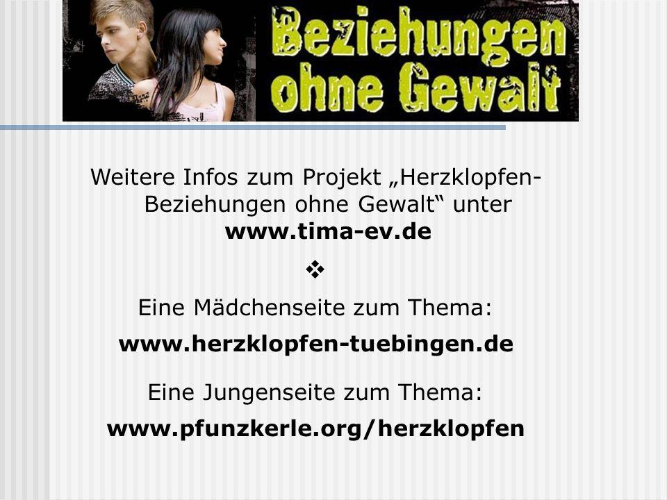 www.herzklopfen-tuebingen.de www.pfunzkerle.org/herzklopfen