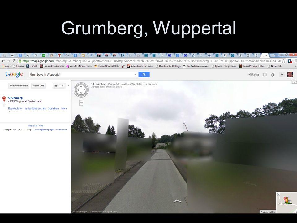Grumberg, Wuppertal