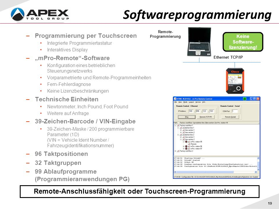 Softwareprogrammierung