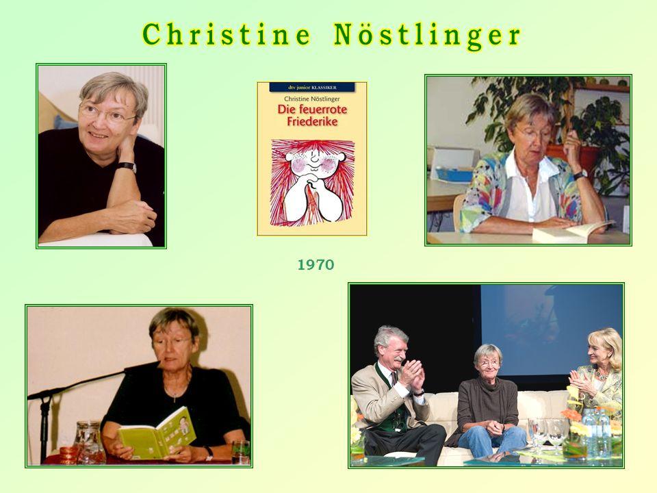 Christine Nöstlinger 1970