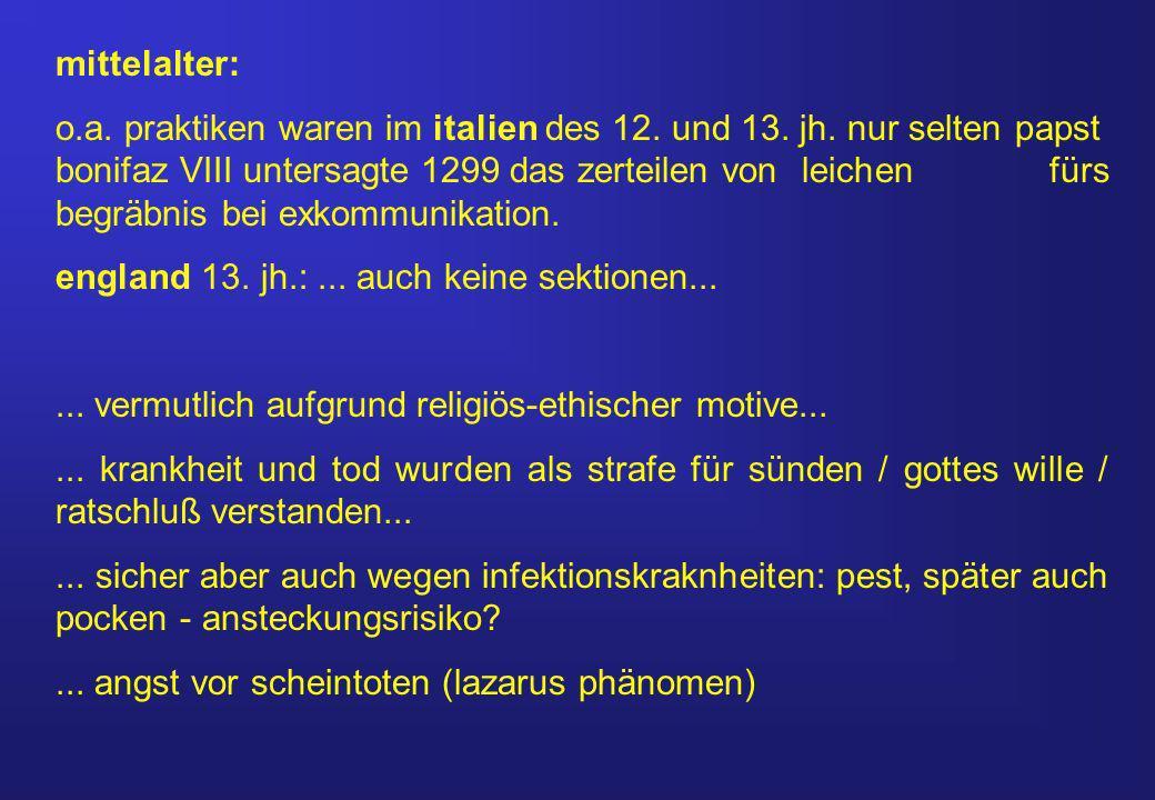 mittelalter: