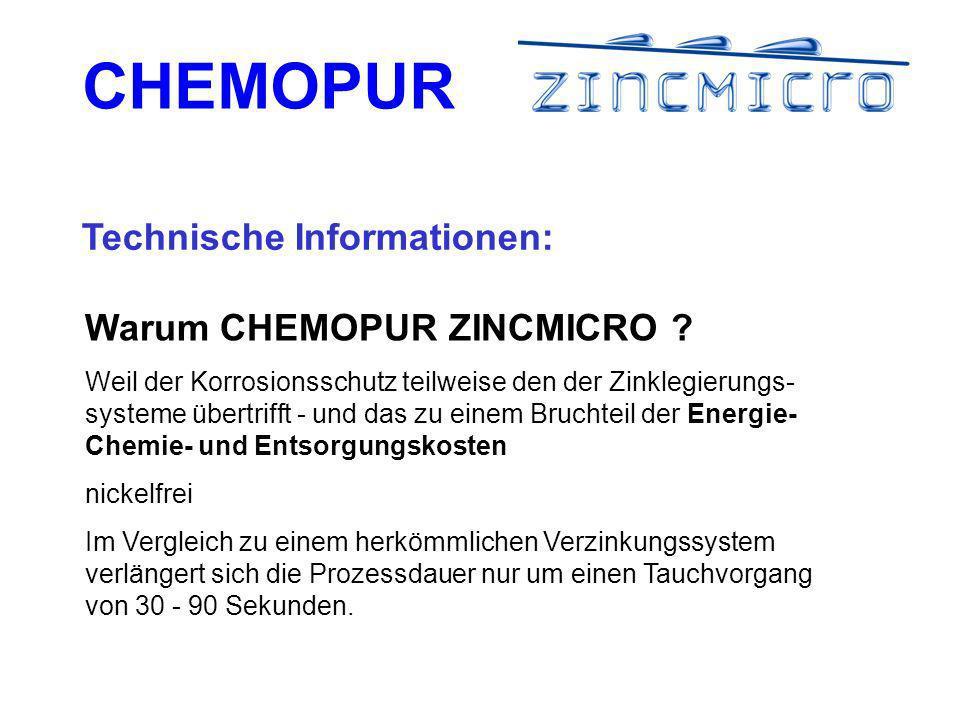 Technische Informationen: