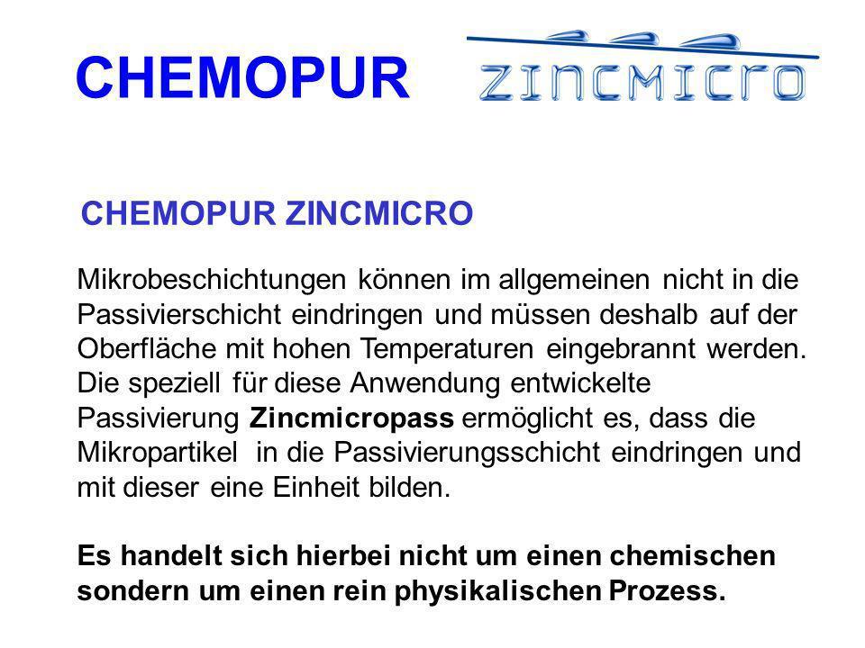 CHEMOPUR ZINCMICRO