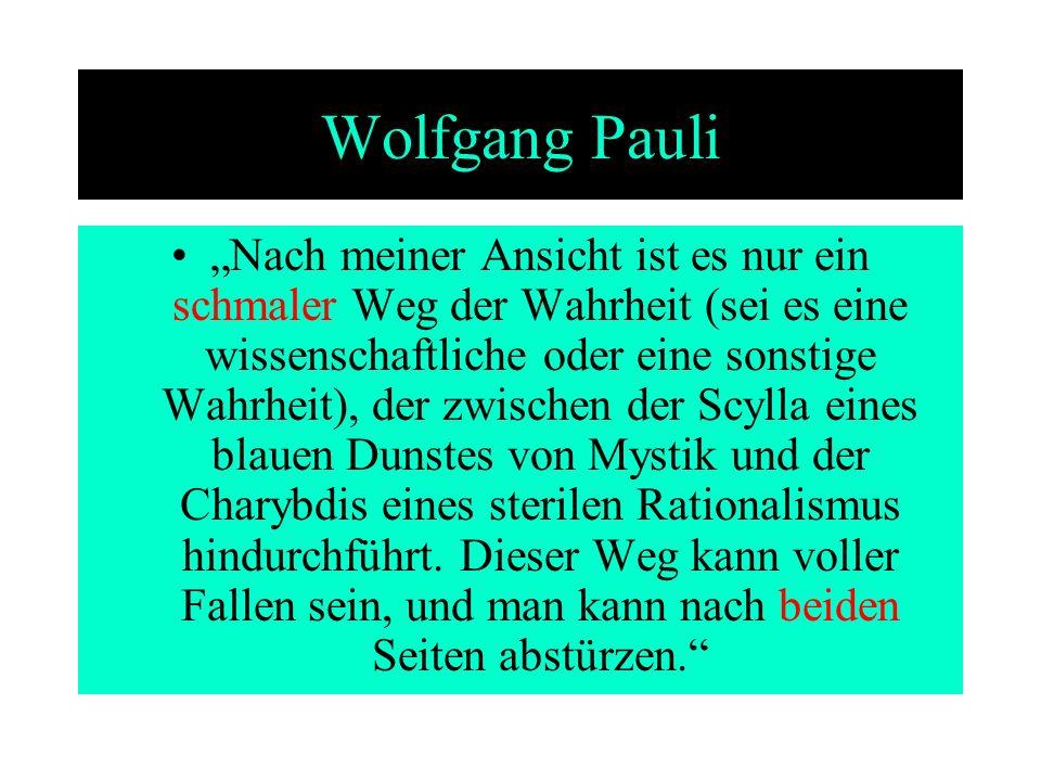 Wolfgang Pauli