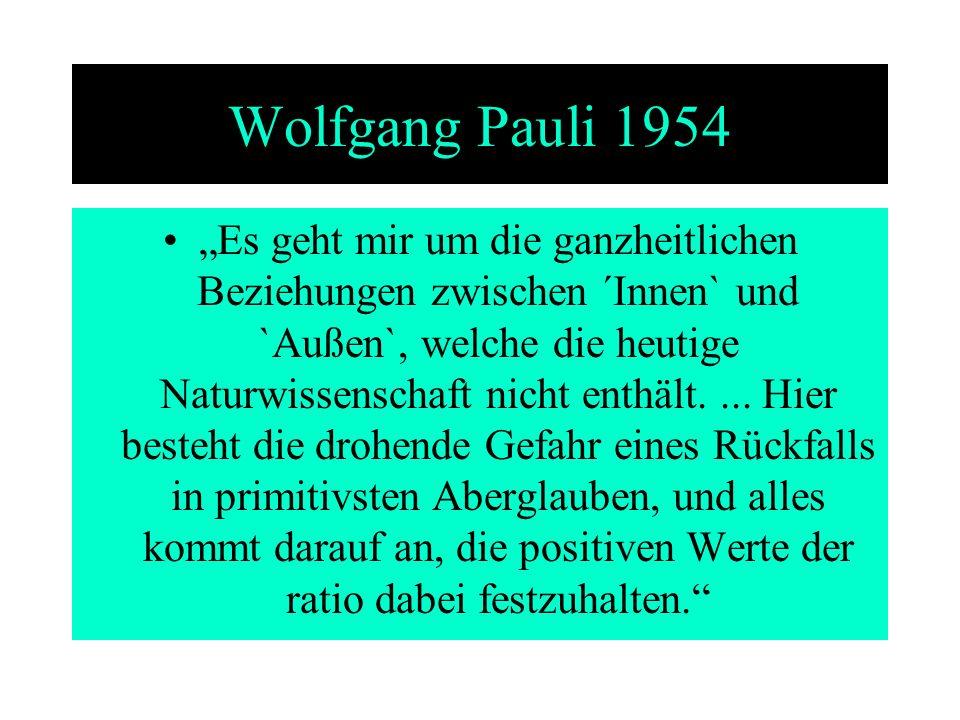 Wolfgang Pauli 1954