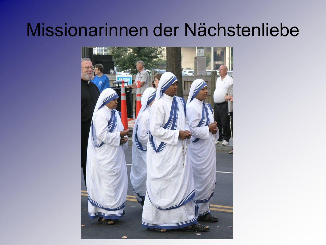 Missionarinnen der Nächstenliebe