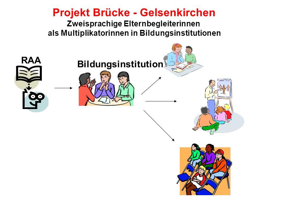 Projekt Brücke - Gelsenkirchen