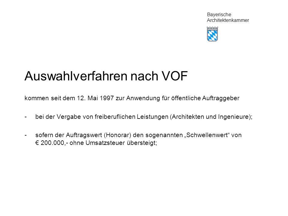 Bayerische Architektenkammer