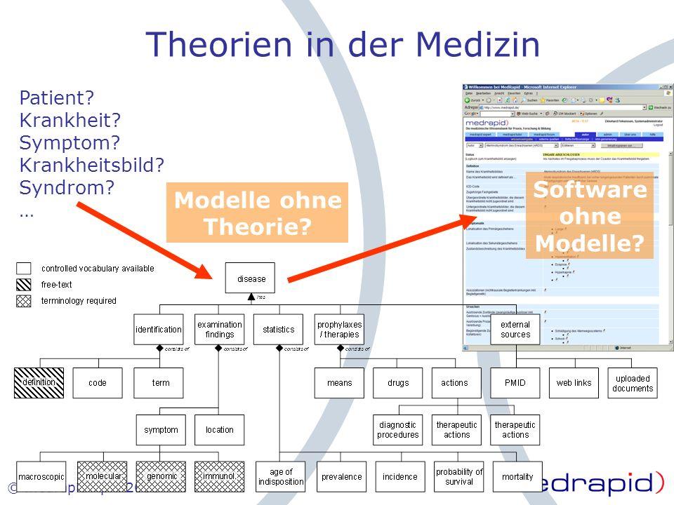 Theorien in der Medizin