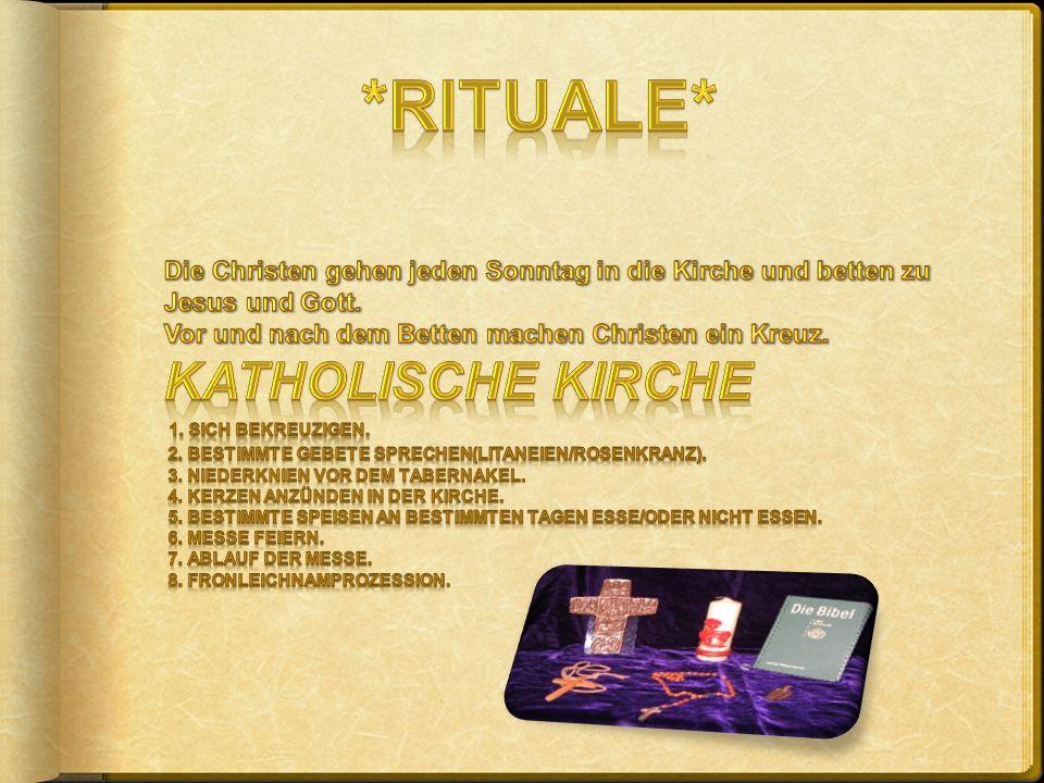 *Rituale* Katholische Kirche