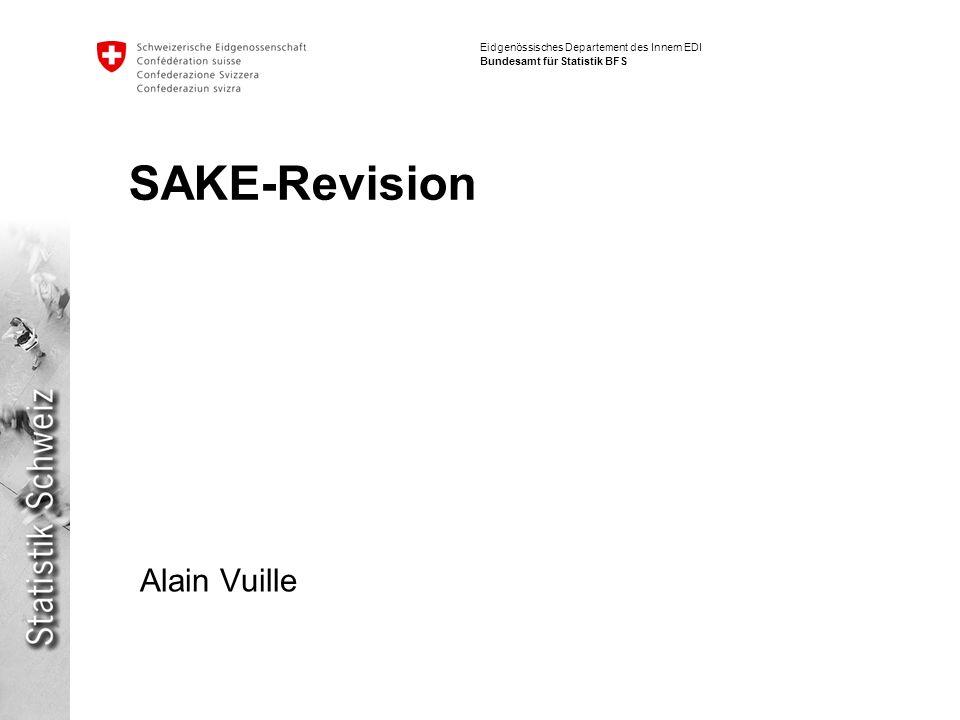 SAKE-Revision Alain Vuille
