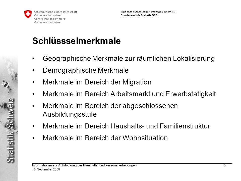 Schlüssselmerkmale Geographische Merkmale zur räumlichen Lokalisierung