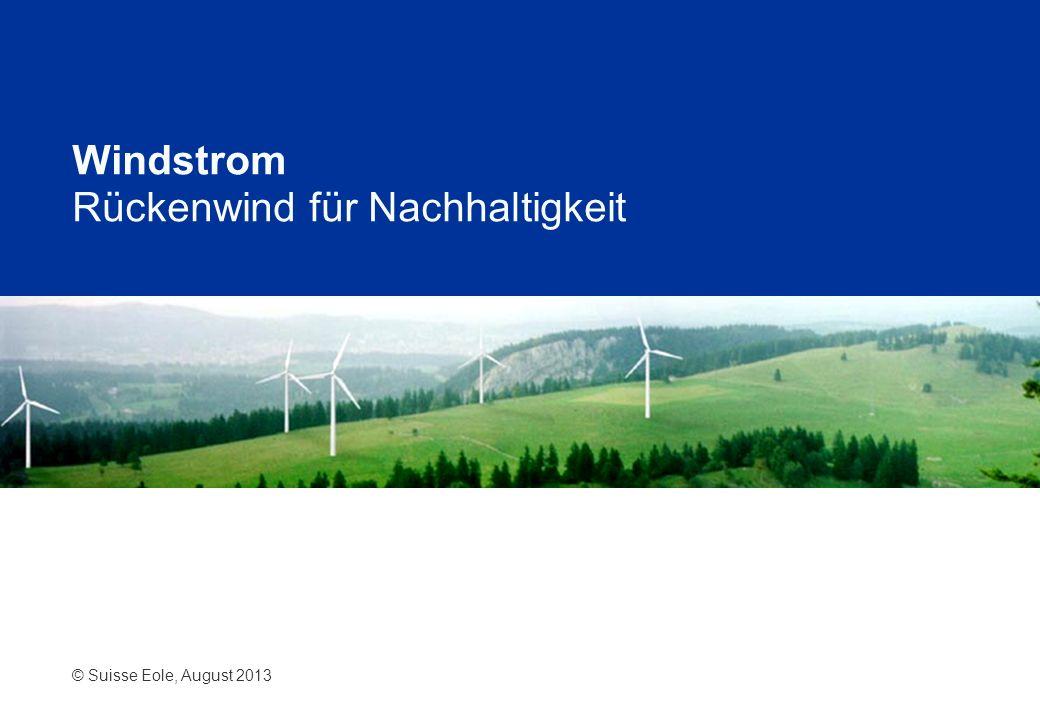 Rückenwind für Nachhaltigkeit