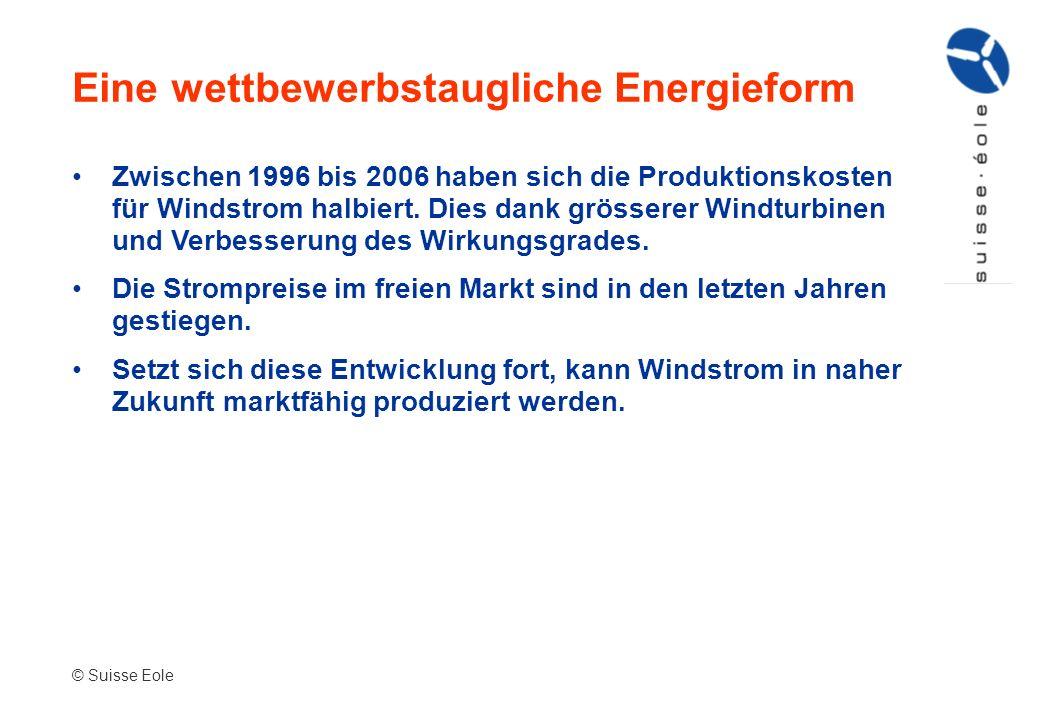 Eine wettbewerbstaugliche Energieform
