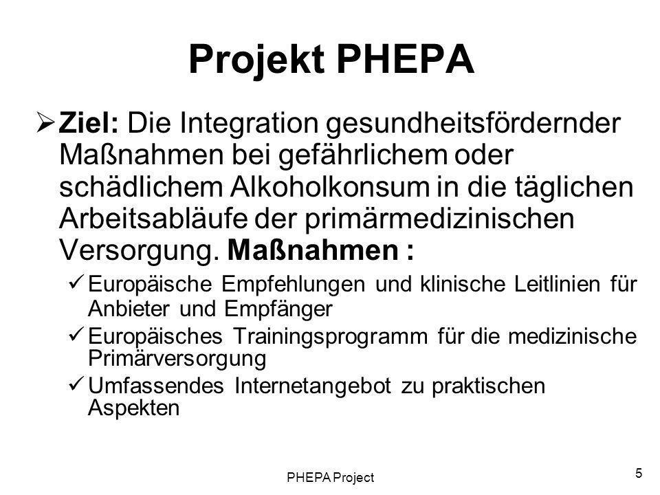 Projekt PHEPA