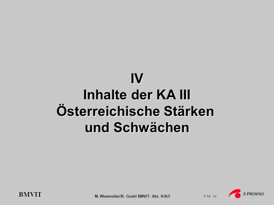 Österreichische Stärken