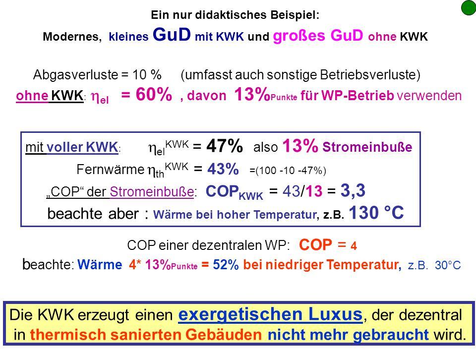 beachte aber : Wärme bei hoher Temperatur, z.B. 130 °C