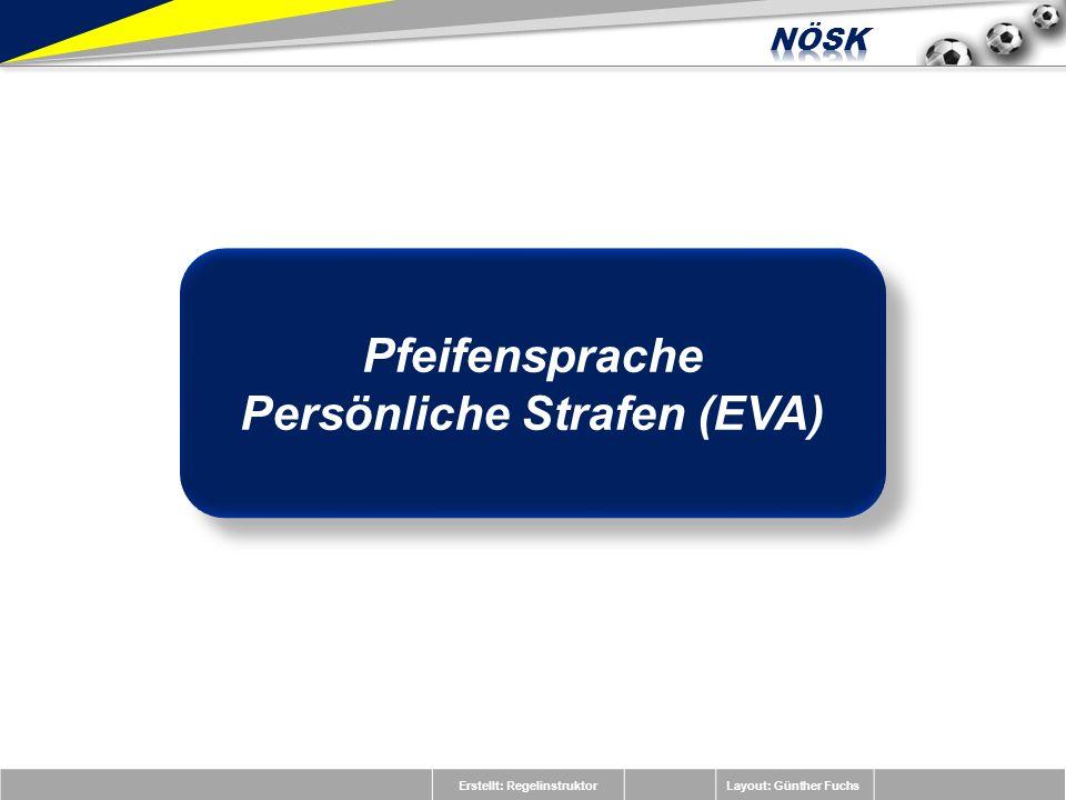 Persönliche Strafen (EVA)