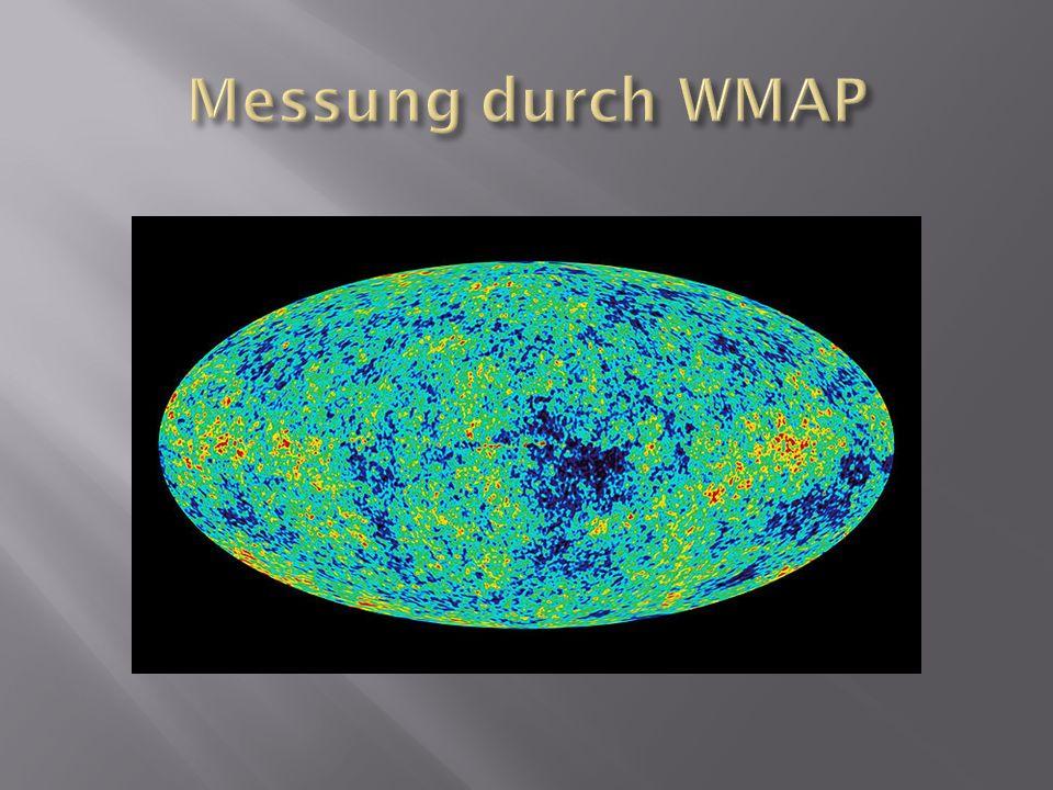 Messung durch WMAP
