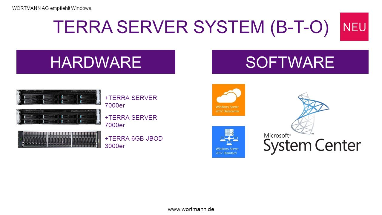TERRA SERVER SYSTEM (B-T-O)
