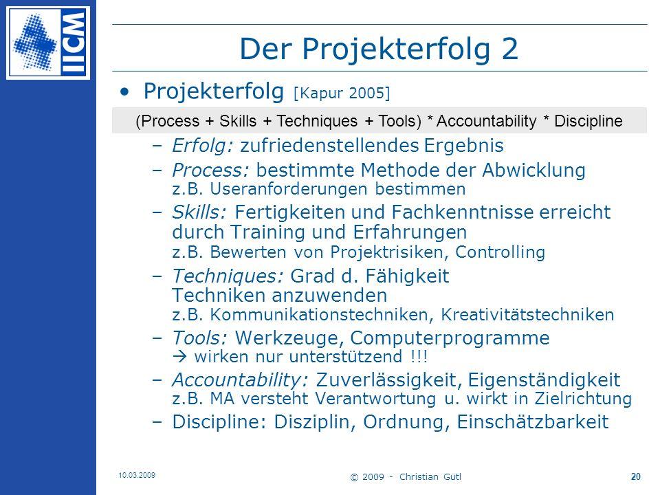 (Process + Skills + Techniques + Tools) * Accountability * Discipline