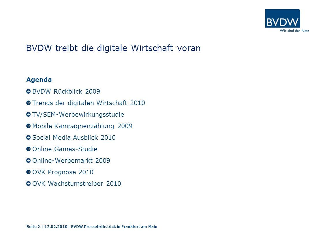 BVDW treibt die digitale Wirtschaft voran